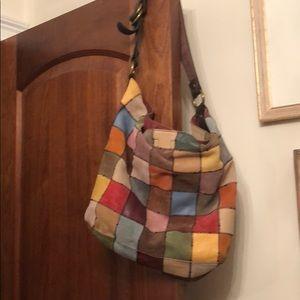 Lucky patchwork bag